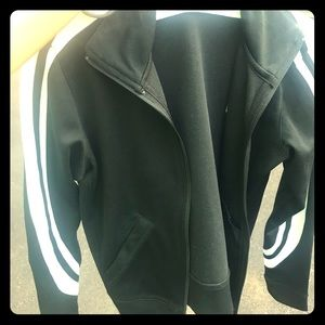 Nike athletic zipper jacket